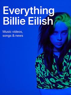 Screenshots - 🎧 #1 Billie Eilish Fans - Music Videos & News