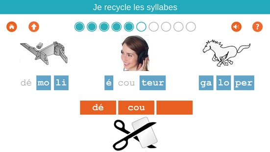 Screenshots - 1000 Mots GS / Apprendre à lire