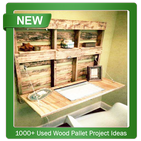 1000+ Used Wood Pallet Project Ideas