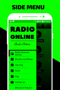 Screenshots - 105.3 FM Radio Stations Online App Free