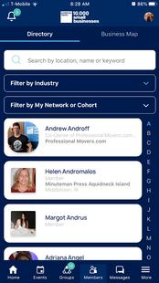 Screenshots - 10KSB Member Hub