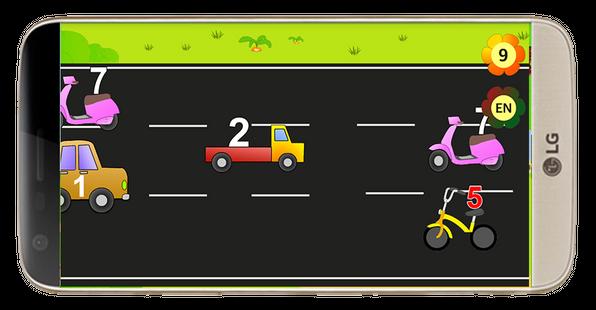 Screenshots - 1st Grade Math Learning Games