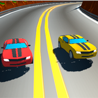 2 Player Racing 3D