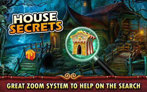 Screenshots - 200 levels hidden objects free Secret House