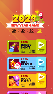 Screenshots - 2020 New Year Game