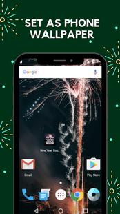 Screenshots - 2021 New Year Countdown + Wallpaper