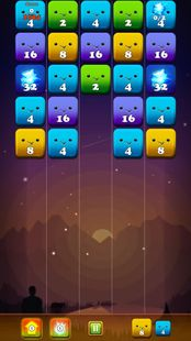 Screenshots - 2048 Block Shooter