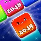 2048 Block Shooter