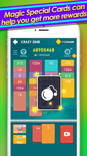 Screenshots - 2048 Cards - Merge Solitaire, 2048 Solitaire
