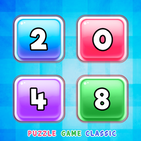 2048 Number Puzzle Game Classic - Logic Game