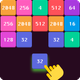2048 Number Shoot and Merge