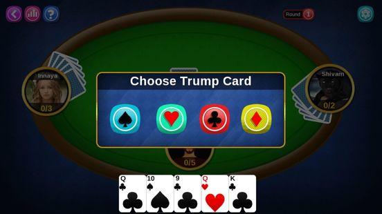 Screenshots - 3 2 5 card game , 3 cards game