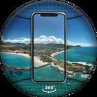 360 Wallpaper Live – Island 360 Live Wallpaper