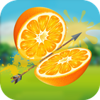 3D Archery Shooting Game with Fruits