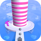 3D Ball Stack Tower