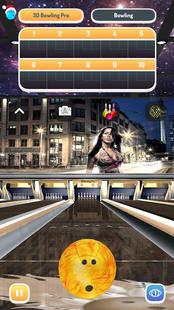 Screenshots - 3D Bowling Pro -best free & realistic Ten Pin game