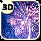 3D Fireworks Live Wallpaper HD 2019