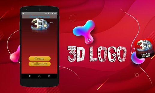 Screenshots - 3D logo Maker & 3D logo Creator