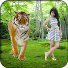 3D Wildlife Animal Photo Editor : Wild HD Frames