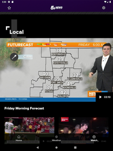 Screenshots - 5NEWS covering Northwest Arkansas & River Valley
