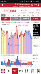 Screenshots - 김종철 증권알파고(인공지능 차트)
