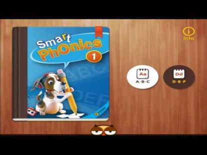 Video Image - 스마트파닉스 - 파닉스 기초 완전 정복!