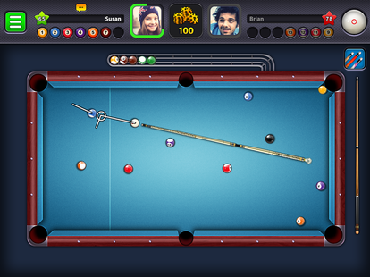 Screenshots - 8 Ball Pool