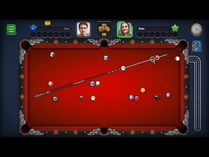 Video Image - 8 Ball Pool