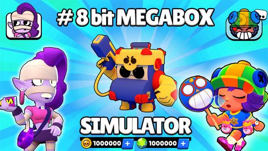 Screenshots - 8bit Megabox simulator for Brawl Stars