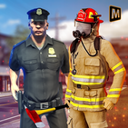 911 Emergency Rescue- Response Simulator Games 3D