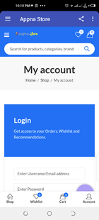 Screenshots - aapna.store