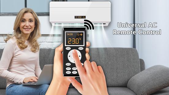 Screenshots - AC Remote Control For All AC