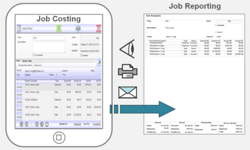 Screenshots - accounting ebankbooks
