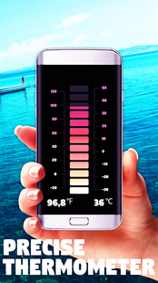 Screenshots - Accurate thermometer