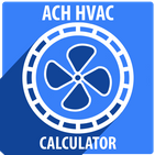 ACH BTU Calculator