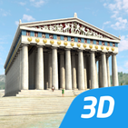 Acropolis Interactive educational 3D