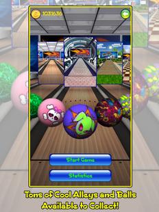 Screenshots - Action Bowling 2