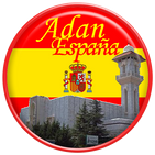 Adan España : Prayer times Spain