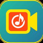 Add Audio to Video. Audio Video Mix.