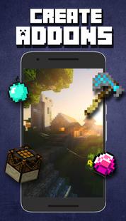 Screenshots - Addons Creator for Minecraft PE
