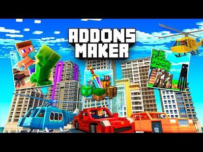 Video Image - Addons Creator for Minecraft PE