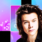 Adore You - Harry Styles Music Beat Tiles