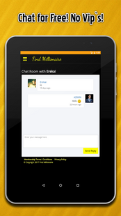 Screenshots - Adult Dating, Find Millionaire