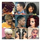 African women hairstyle