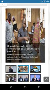 Screenshots - Afrique Media Tv