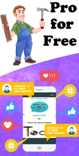 Screenshots - AIO Social Tool - Social Media Chatting Buddy