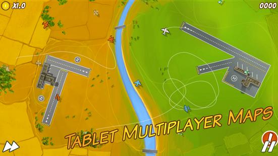 Screenshots - Air Control 2 - Premium