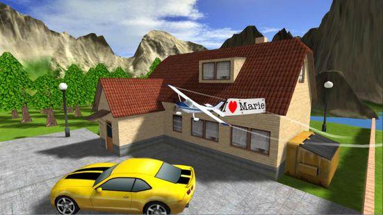 Screenshots - Airplane Flight Simulator RC