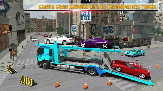 Screenshots - Airplane Pilot Car Transport Sim-Car Transporter
