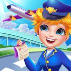 Airport Manager : Adventure Airplane Games ✈️✈️